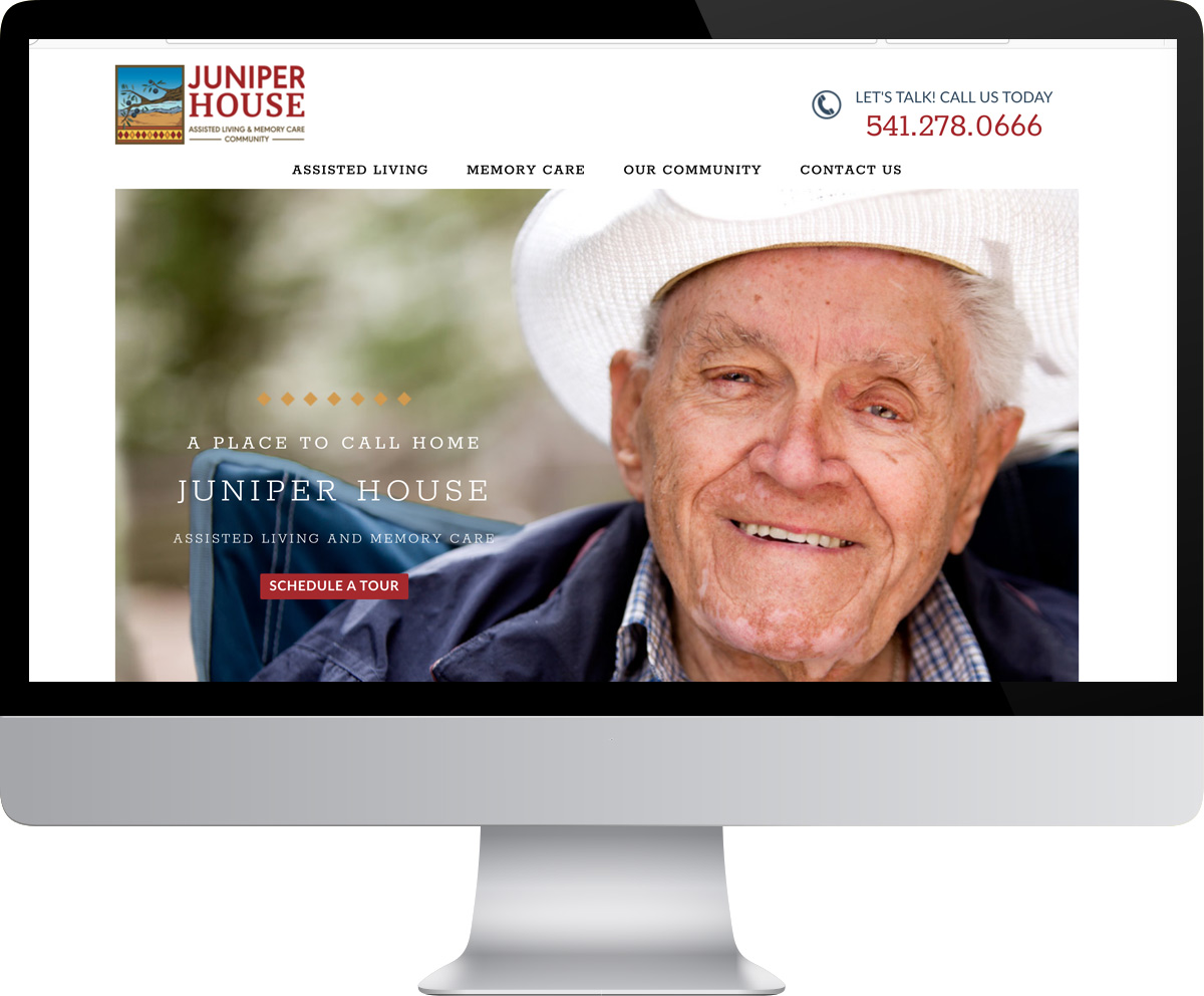 Juniper House website